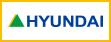 HYUNDAI wheel loaders and excavators spare parts logo
