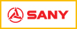 SANY Wheel loaders and excavators spare parts logo
