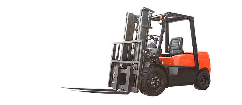 4 ton diesel forklift
