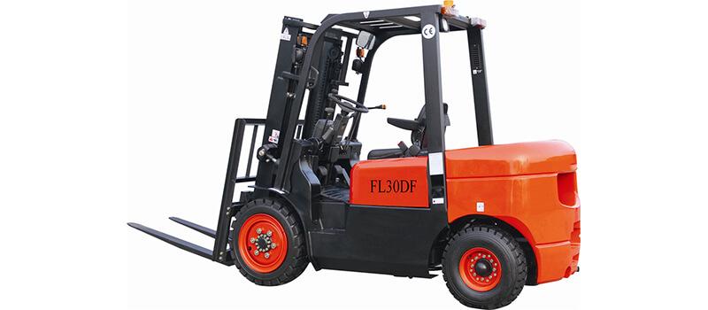 FL30DF 3 ton diesel forklift