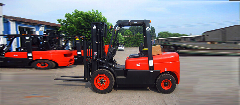 FL40DF 4 ton diesel forklift