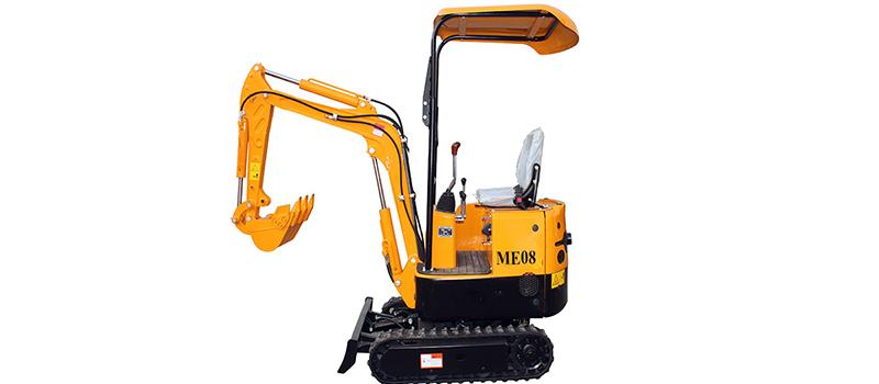 ME08 mini excavator