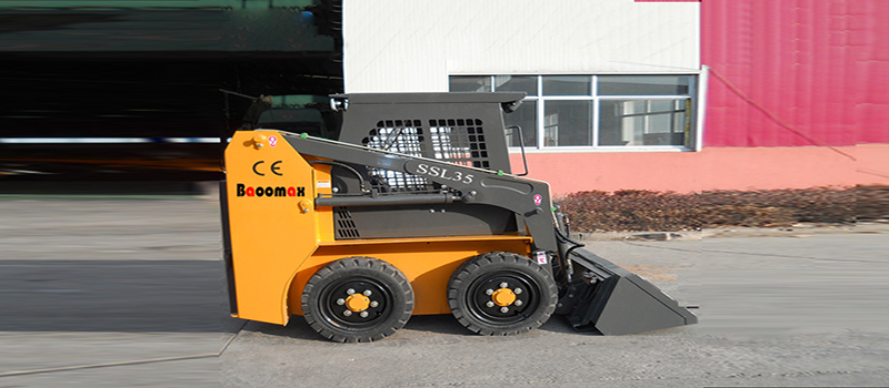 SSL35 skid steer loader