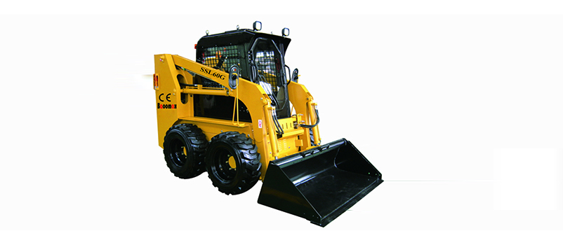 SSL60G skid steer loader