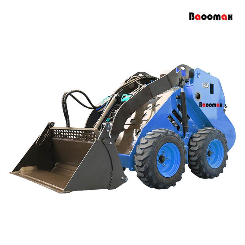BA2W mini loader