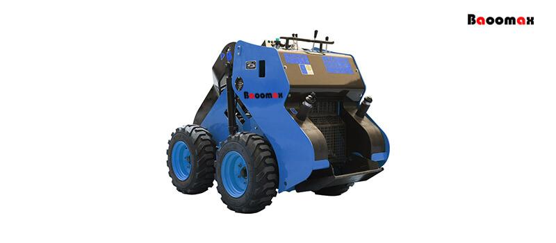 Baoomax BA2W mini loader