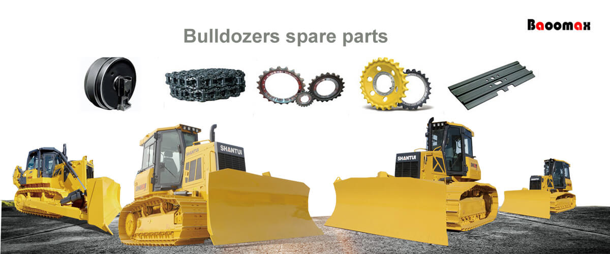 bulldozers spare parts