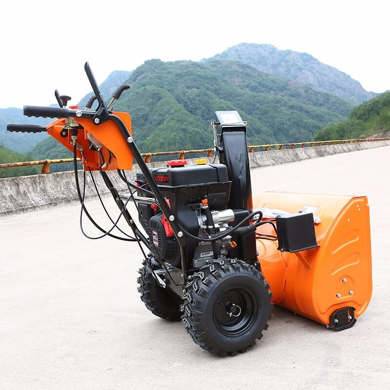 mini snow blower