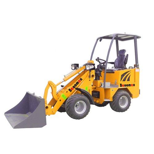 BA725 mini wheel loader