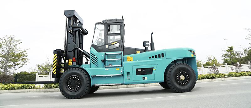30 ton forklift truck