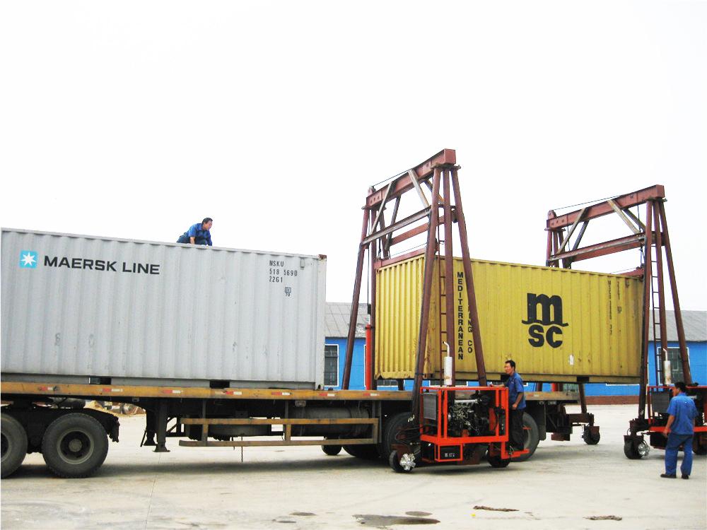 45T container crane