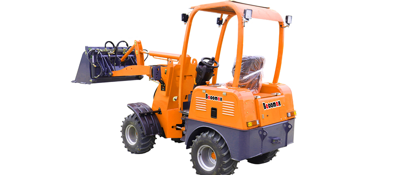 BA06 electric wheel loader